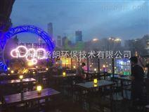 杭州户外有效喷雾降温系统厂家/快速降温系统/喷雾降温智能控制系统