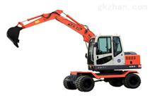 农用W65-8轮式挖掘机