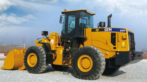 SEM656D 轮式装载机