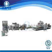 集瀚自动化huixintech供应全自动液体涂料灌装自动线带码垛机械手