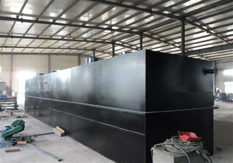 禹州市地埋式一体化污水处理设备