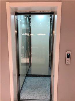 廊坊別墅電梯觀光型家用電梯