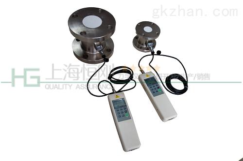 测试电磁铁冲击力用的电子推拉测试仪1000N