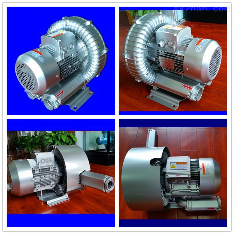 双叶轮高压力旋涡气泵/旋涡鼓风机