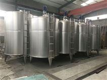 济南生产加工全新不锈钢饮料储罐