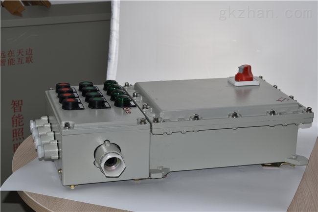 隔爆型防爆接线箱BJX51-20/32铝合金材质