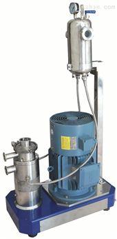 苏州间歇式粉液分散均质混合机
