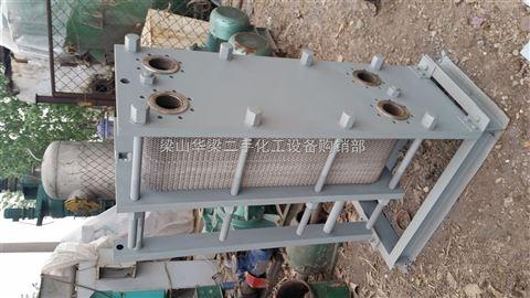 二手18平方不锈钢板式换热器供应价格