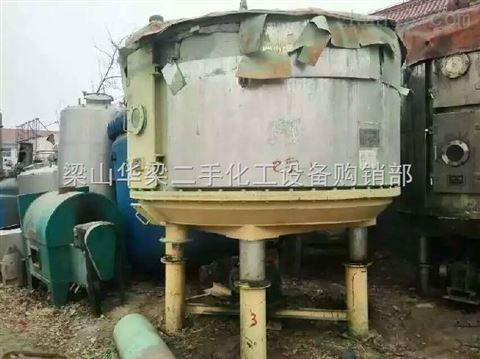 供应二手10平方盘式干燥机 聚氯乙烯树脂用
