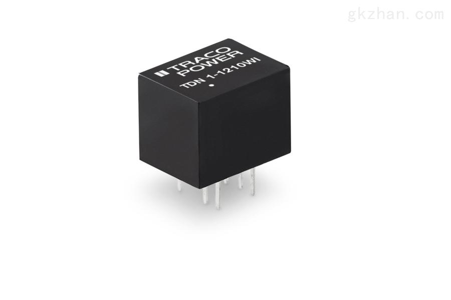 TRACO  1W模块电源TDN1-1211WI TDN1-1212WI