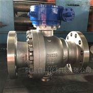出口DN200高压不锈钢固定球阀
