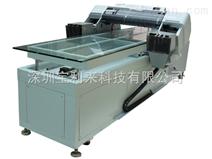 LV皮包革印花设备,高档皮革彩印机,免丝印皮革打印