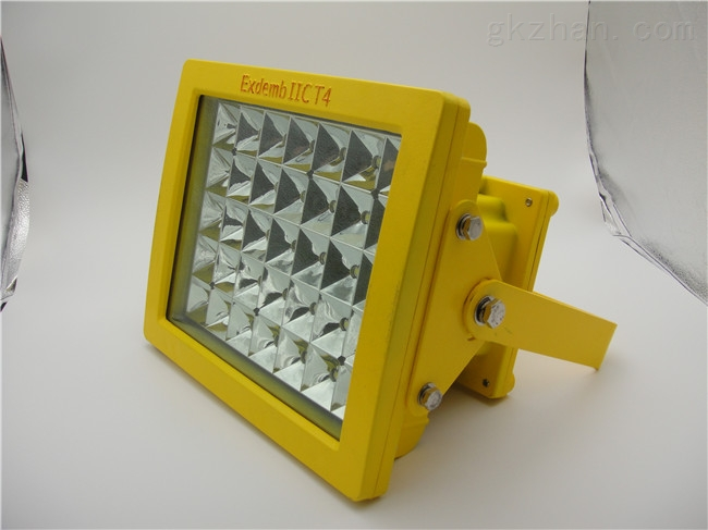 内蒙食品厂LED防爆灯供应100wLED投光灯图片
