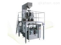 全自动颗粒物料包装机生产线