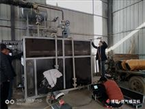 廊坊文安博聯燃氣模溫機耗氣省配置高全自動