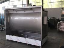 漆雾处理设备干式喷漆柜无泵水帘柜