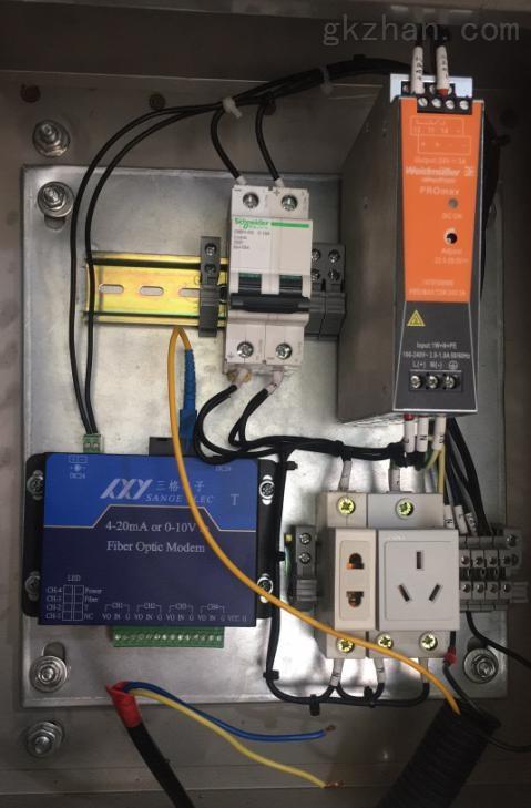 4-20mA电流光纤中继器的原理和应用