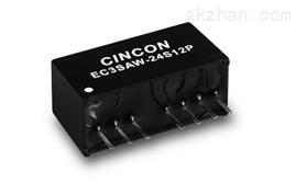 3W小功率电源 EC3SAW-24S33P EC3SAW-24S15P