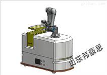 二維碼導航倉儲AGV小車 設計無人AGV生產線