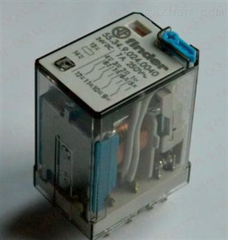 Finder继电器55.34.9.024.0040