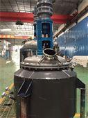 夹套加热反应釜制造商 热熔胶产线订做