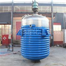 内/外盘管蒸汽加热反应釜 水热合成反应设备