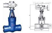 Z960Y焊接电动闸阀