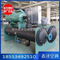 水地源热泵制冷