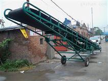 专业定做升降皮带机 DY600人字形防滑运输机
