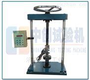 手动人造板弯曲试验机操作规程