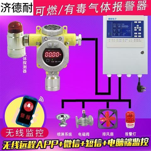 固定式醋酸甲酯报警器,远程监测