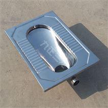 市政公共设施改造用不锈钢蹲便器 蹲坑马桶
