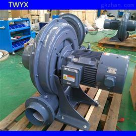 TB150-7.5中压风机 5.5KW透浦式鼓风机