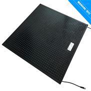 安全地毯9mm 重力感应压力传感器地垫橡胶