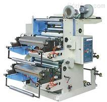 4色塑料印刷机 薄膜柔版印刷机