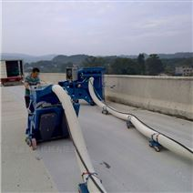 混凝土路面防水預處理拋丸機