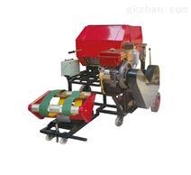 柴油机型青贮打捆包膜机
