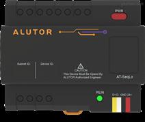 阿爾尤特智能照明控制系統時序邏輯控制器