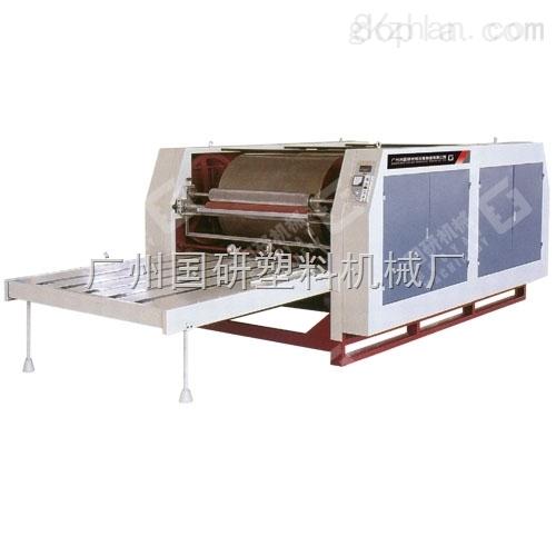 供应国研塑料机械编织袋印刷机厂家直供终身保修