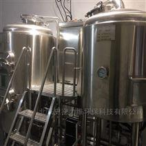 一套適合籌建啤酒廠的高產量精釀啤酒設備
