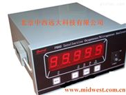 在线氧气分析仪 型号:SHXA40/P860-5O