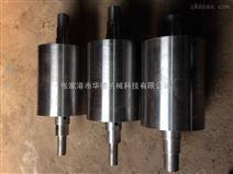 张家港市华德机械400木塑压纹机压花机花棍花辊