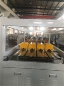 一出四PVC穿线管挤出机生产线设备