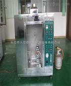 塑料燃烧试验机(50W火焰条件下垂直水平燃烧试验)