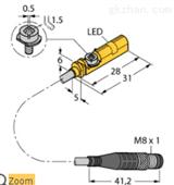 产品样本:通用图尔克TURCK磁场传感器