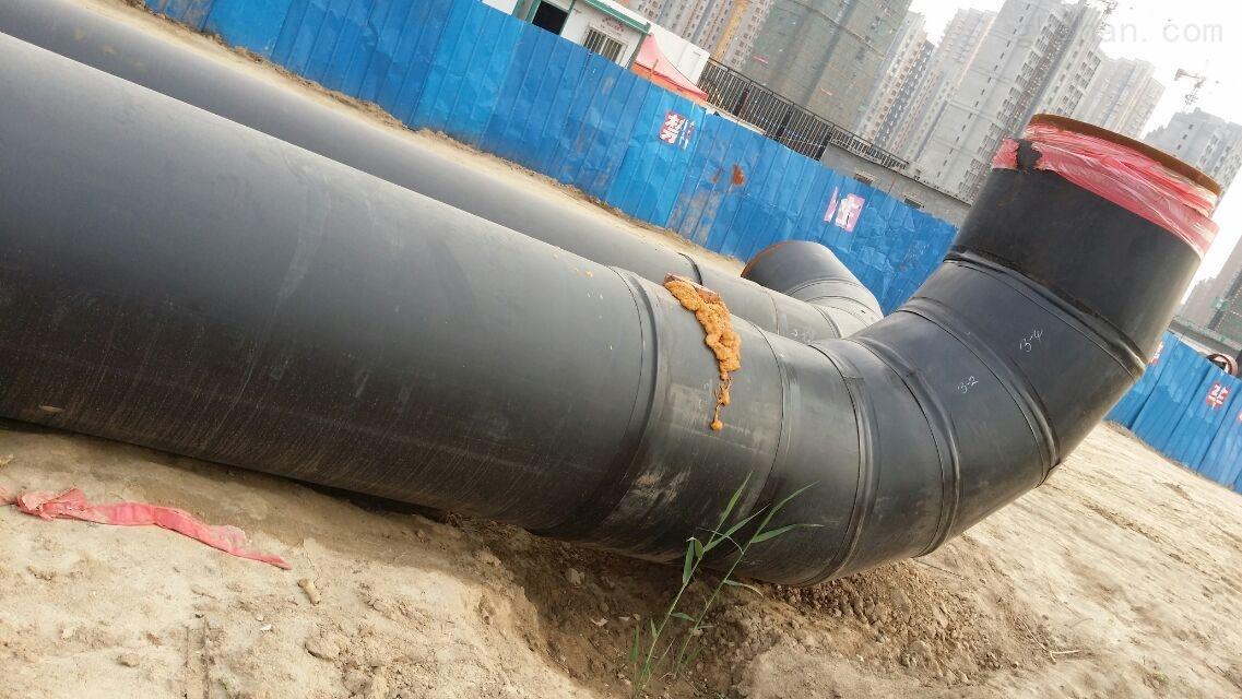 乐山聚氨酯预制直埋、钢套钢保温管