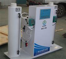 山东莱芜二氧化氯投加发生器用药配量明细表