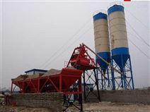 優質實用HZS50混凝土攪拌站廠家熱銷