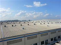 高大廠房車間安裝環保空調的優勢有哪些