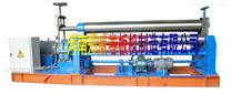 薄板全自动卷板机8x2000实心辊效率高